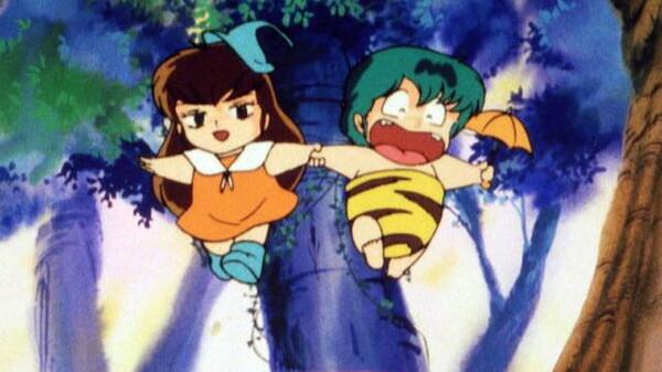 うる星やつら デジタルリマスター版 シーズン4 第186話 夢みるテンちゃん! 虹のはてに大冒険!!