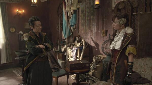 牙狼〈GARO〉~闇を照らす者~ シーズン1 第25話 道 Beginning