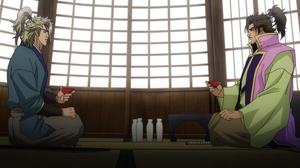 義風堂々!! 兼続と慶次 シーズン1 第15話 大谷吉継の仁