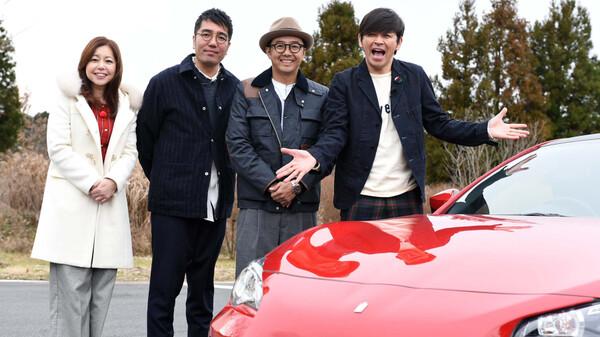おぎやはぎの愛車遍歴 NO CAR, NO LIFE! ゲスト:岡田圭右 (ますだおかだ)