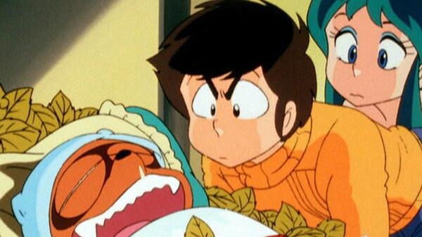 うる星やつら デジタルリマスター版 シーズン2 第52話 タヌキは恩返しできるか!?