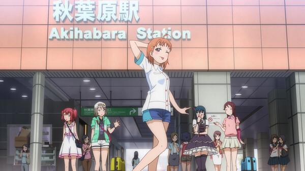 ラブライブ! サンシャイン!! シーズン1 #7 TOKYO