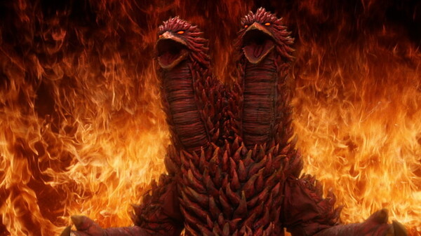 ウルトラマンギンガ 双頭の火炎獣