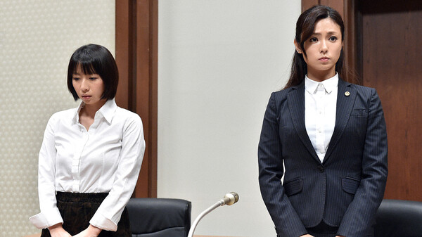 女はそれを許さない 第4話 離婚裁判…別れたい妻VSしがみつく夫!