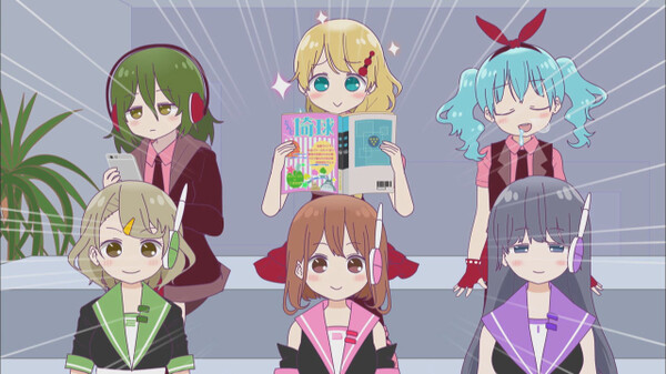 美少女遊戯ユニット クレーンゲールギャラクシー ギリギリ最強ギャラクシー!