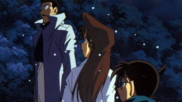 名探偵コナン シーズン6 第261話 雪の夜の恐怖伝説 (前編)