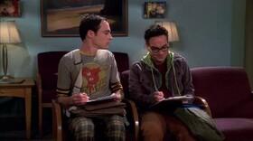 ビッグバン・セオリー シーズン6 第18話 (字) 女性科学者とプリンセスの法則