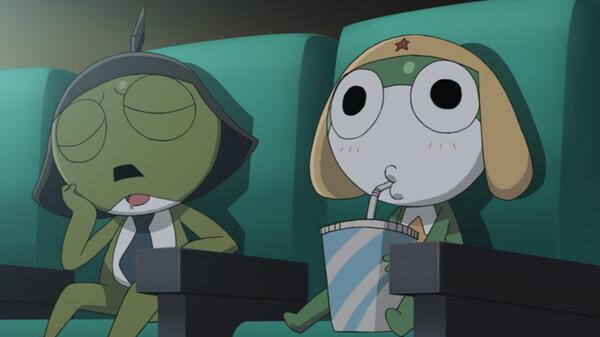 ケロロ軍曹 シーズン5 第252話 ケロロ 映画に行こう! であります
