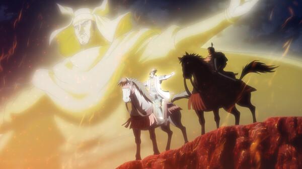 義風堂々!! 兼続と慶次 シーズン1 第21話 滅亡と絆