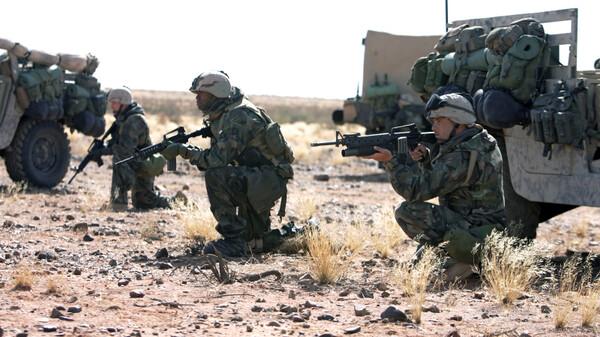 ジェネレーション・キル 兵士たちのイラク戦争 (字) 文明の生まれた地
