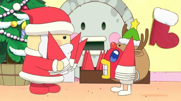 たまごっち! ~ハッピーハーモニー編~ シーズン1 第11話 メリー! スペイシー! クリスマス/ハッピーハッピー! イルミネーション