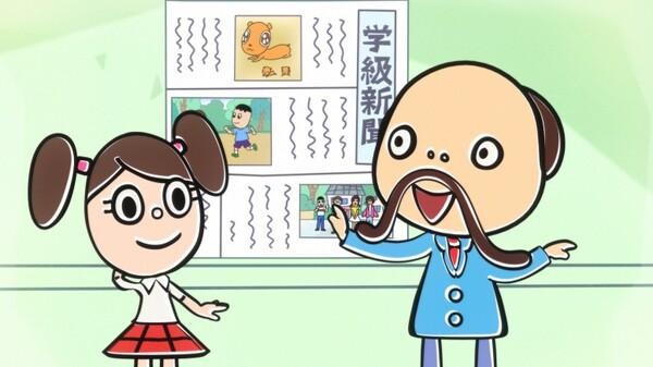 わしも シーズン3 第17話 ひよちゃんの学級新聞