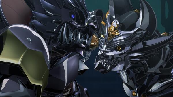 牙狼〈GARO〉-炎の刻印- シーズン1 第11話 絶影-SHADOW SLASHER-