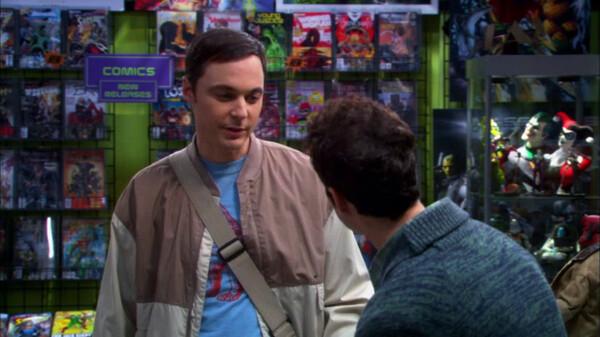 ビッグバン・セオリー シーズン5 第15話 (吹) 友情とニックネームの法則