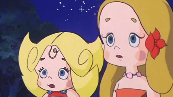風船少女テンプルちゃん さくら貝の少女