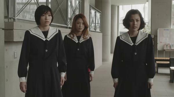 クロユリ団地 ~序章~ シーズン1 第4話 親友