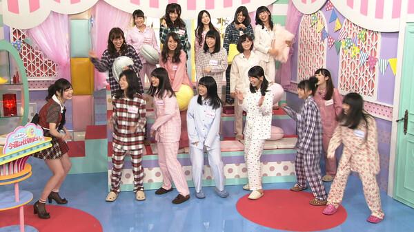 AKB48の今夜はお泊まりッ AKB48の今夜は仕切りたいッ #4