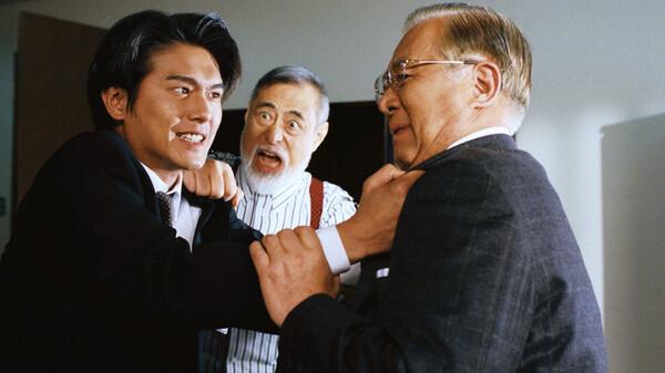 サラリーマン金太郎 Fight.10 何! ヤマトを乗っ取る!?