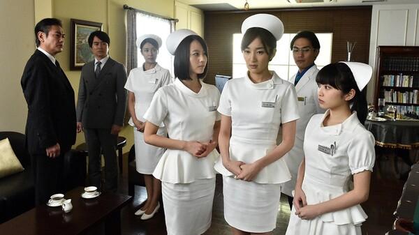 まっしろ 第8話 攻めの看護20年間の覚悟!!
