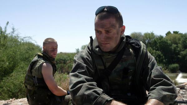 ジェネレーション・キル 兵士たちのイラク戦争 (字) 猛犬