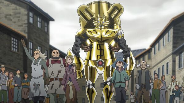 牙狼〈GARO〉-炎の刻印- シーズン1 第15話 職人-PROJECT G-