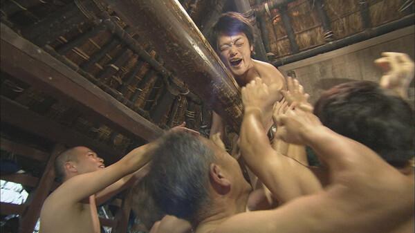 新ふるさと百景 熱き裸の男たち ~鳥取県伯耆町に伝わる日本三大奇祭~