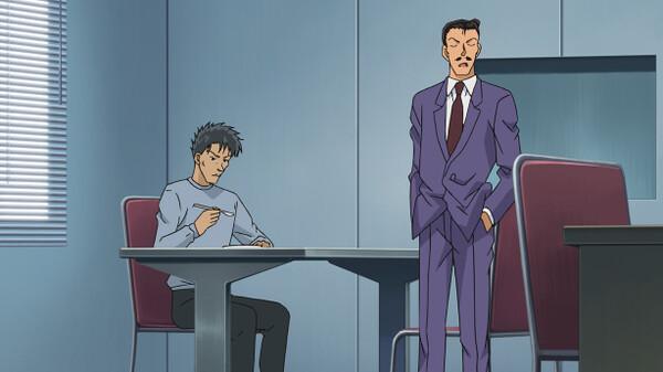 名探偵コナン シーズン14 第553話 ザ・取調室
