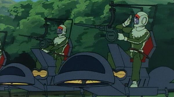 機動戦士ガンダム シーズン1 第14話 時間よ、とまれ