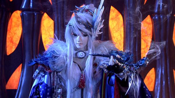 Thunderbolt Fantasy 東離劍遊紀 シーズン1 第8話 掠風竊塵