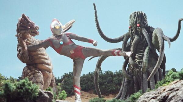 ウルトラマン80 魔の怪獣島へ飛べ!! (前編)