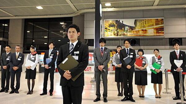 あぽやん ~走る国際空港 第10話 空港が僕を見送る日