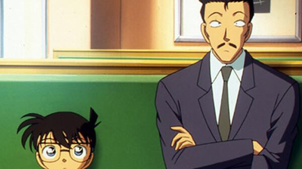 名探偵コナン シーズン11 第433話 コナン変な子