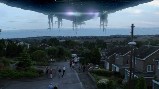 UFO -侵略- (字) UFO -侵略-