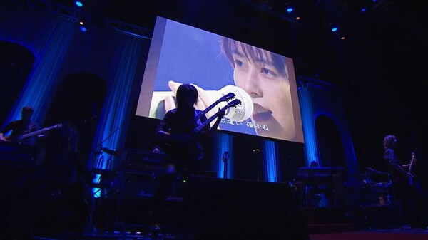 ZARD What a beautiful memory ~25th Anniversary~ LIVE Part1