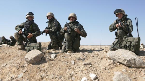 ジェネレーション・キル 兵士たちのイラク戦争 (字) 制圧作戦
