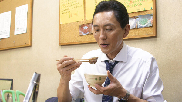 孤独のグルメ シーズン5 第1話 神奈川県川崎市稲田堤のガーリックハラミとサムギョプサル