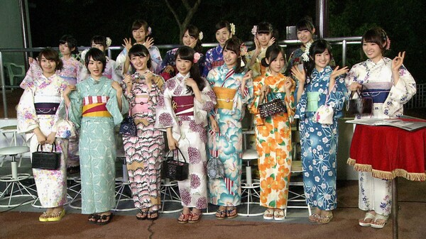 NOGIBINGO! #7 浴衣de乃木祭り
