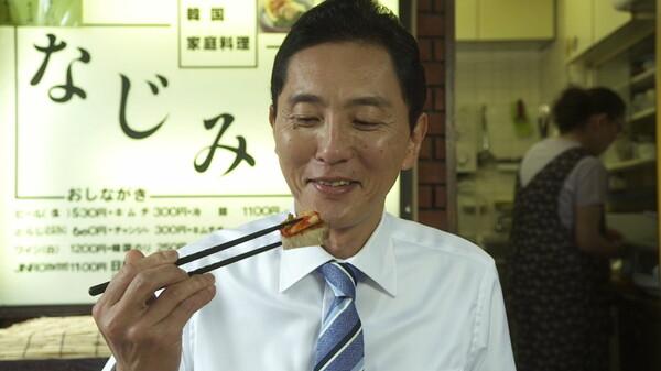 孤独のグルメ シーズン4 第2話 中央区 銀座の韓国風天ぷらと参鶏湯ラーメン