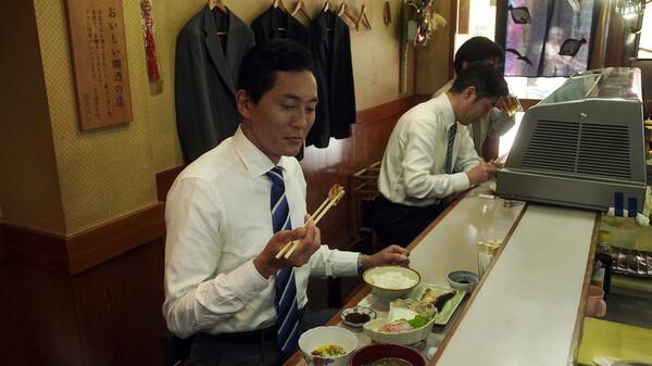 孤独のグルメ シーズン3 第4話 文京区 江戸川橋の魚屋さんの銀だら西京焼き