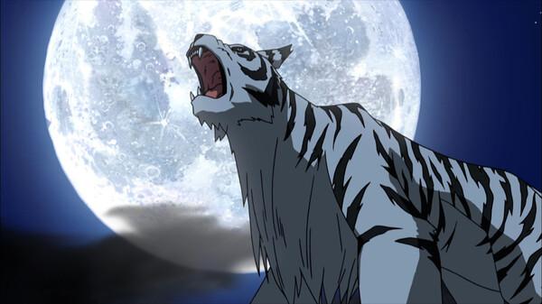 うたわれるもの シーズン1 第2話 荒ぶる森の王