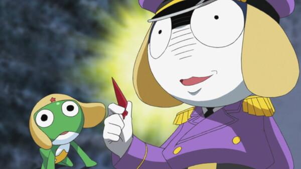 ケロロ軍曹 シーズン1 第22話 タママ 今日からボクが隊長ですぅ であります