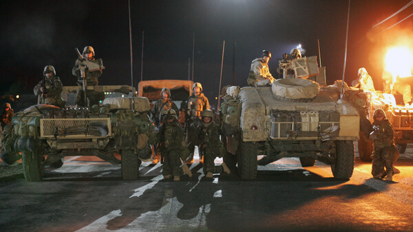 ジェネレーション・キル 兵士たちのイラク戦争 (字) 戦士の慰み