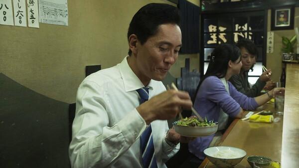 孤独のグルメ シーズン3 第12話 品川区 大井町のいわしのユッケとにぎり寿司