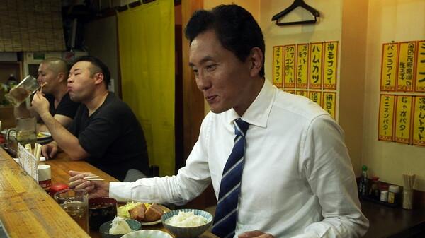 孤独のグルメ シーズン3 第8話 台東区 鶯谷のアボカド鶏メンチと鳥鍋めし