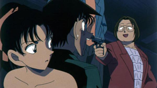 名探偵コナン シーズン8 第324話 服部平次 絶体絶命 (後編)