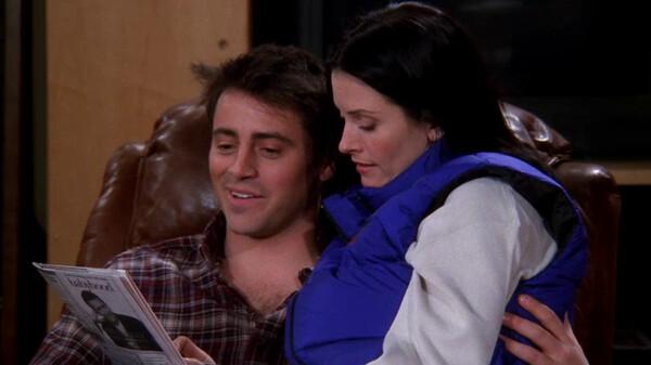 フレンズ シーズン5 第16話 (字) 警官バッジは恋の始まり