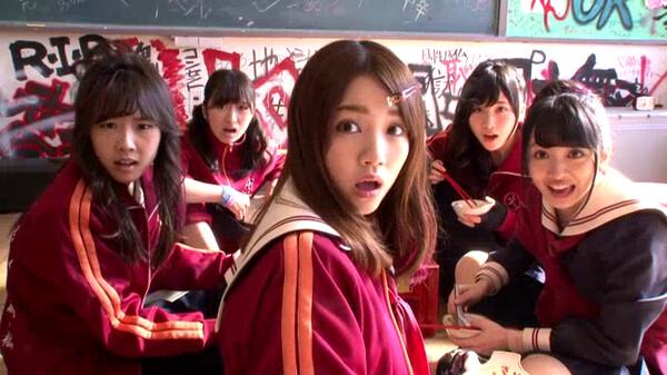 マジすか学園4 外伝「マジで転校生がやってくる!」
