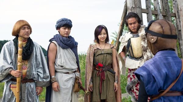 勇者ヨシヒコと悪霊の鍵 第1話