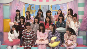 AKB48の今夜はお泊まりッ 第4話 AKB48の今夜は仕切りたいッ #4
