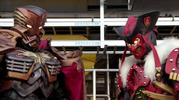 海賊戦隊ゴーカイジャー 宇宙最強の男